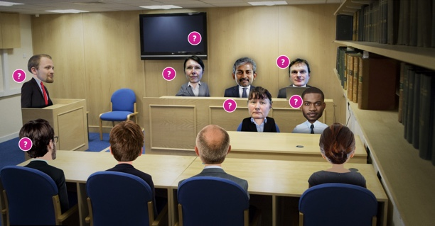 Interactive Courtroom