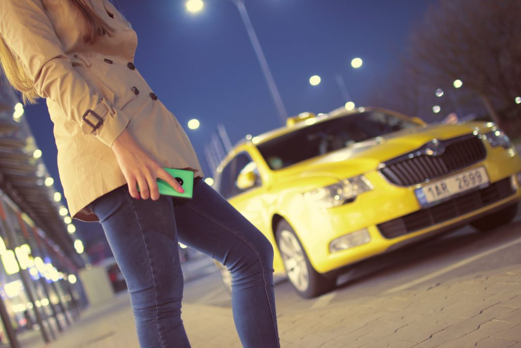 How to stay taxi safe in Northampton | Voice for Victims