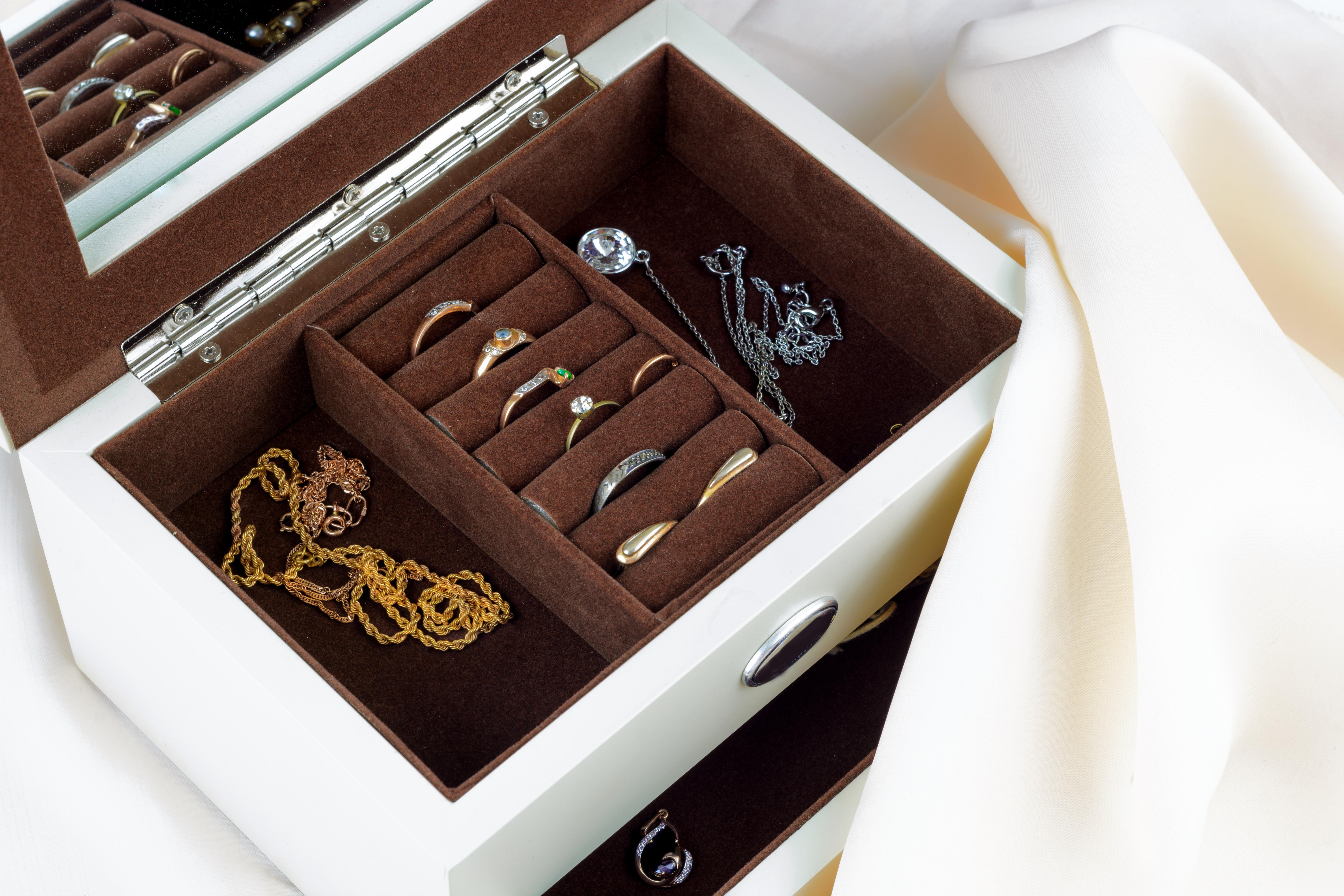 Box for jewellery